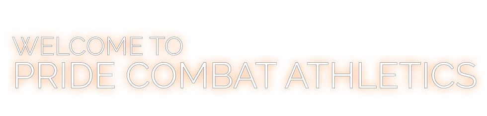 Pride Combat Athletics Logo