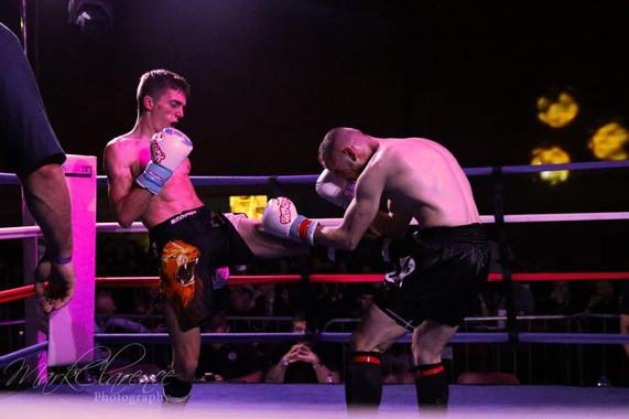 Muay Thai Fighter Callum
