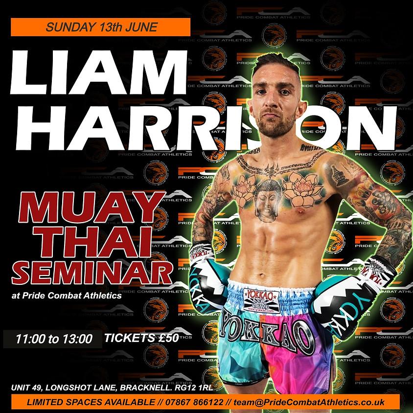 Liam Harrison Seminar