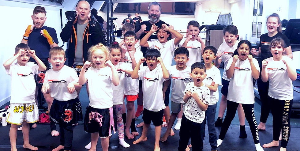 Pride Combat Athletics Kids Club