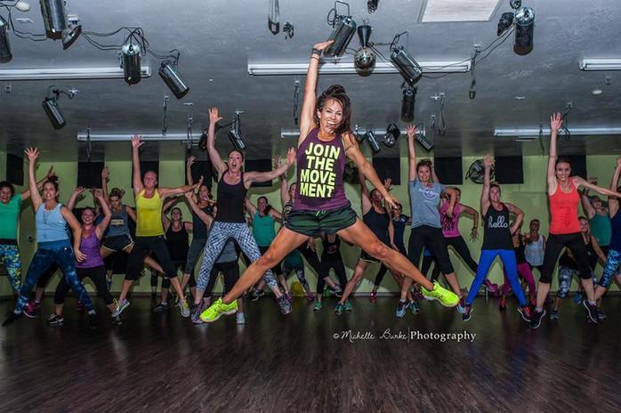 Club Dance Cardio