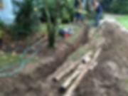 Landscape Drainage Excavation Ardsley, NY