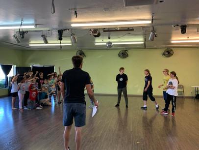 Footlight Productions Summer Camps