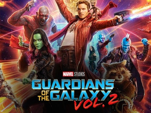 Guardians of the Galaxy: Vol 2