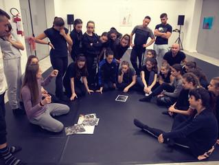 Teatro Oltre i Limiti e le storie di giovani danzatrici