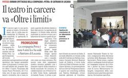 Gazzetta del Mezzogiorno 01/02/2017