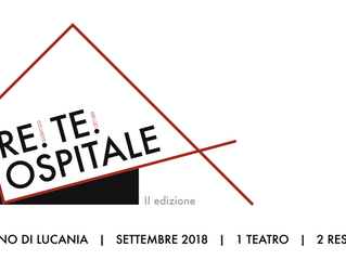 Re.Te.Ospitale: residenza teatrale a Satriano (II edizione)