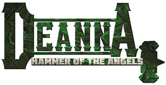 Deanna, Hammer of the Angels Logo.png