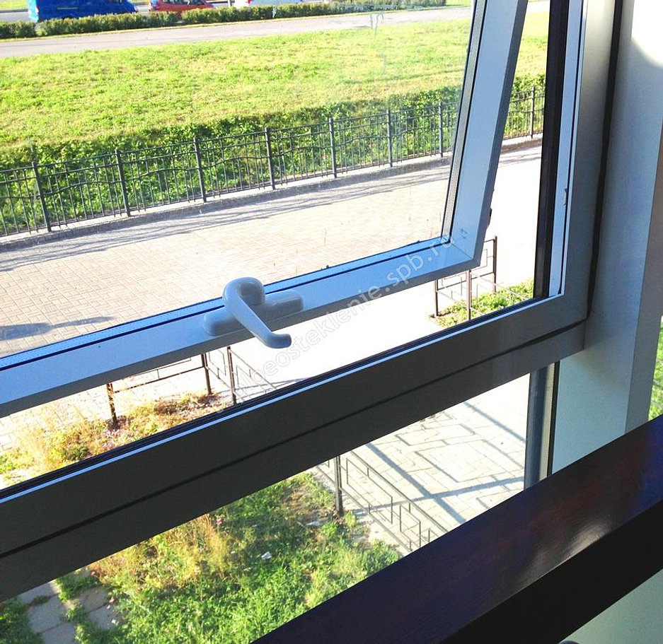 Замена холодного остекления санкт-петербург окна с открывани.