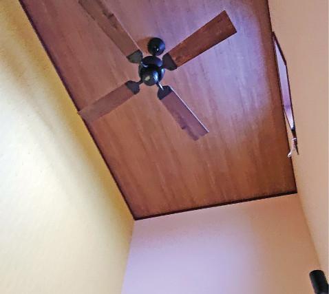 天井ファン