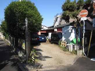 赤塚鉄工株式会社入口