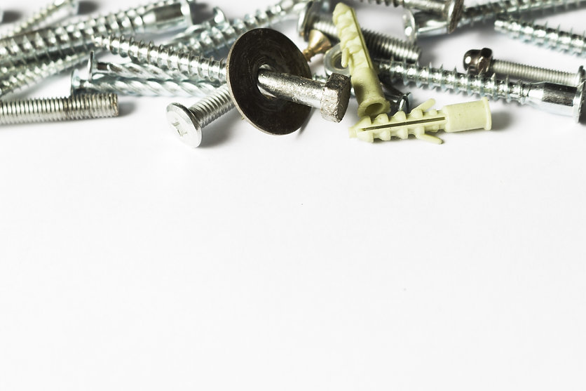 ネジ部品・特殊加工部品の販売、制作