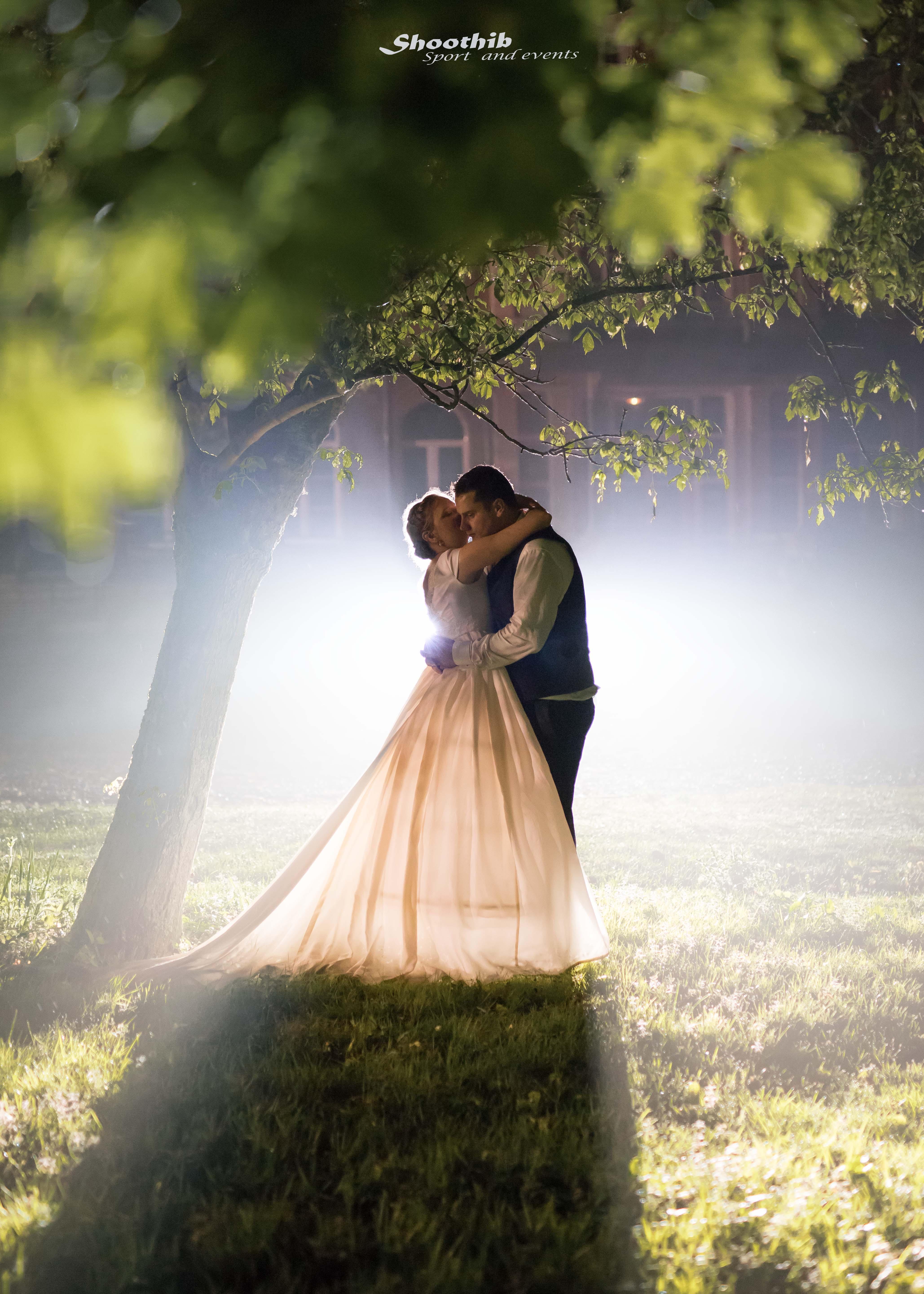 photographe mariage nord Nuit