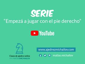 NUEVO - Series de videos en YouTube