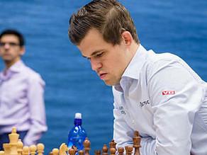 Momentos del ajedrez de élite...online