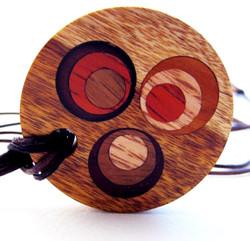 Veneer Laser cut Pendant