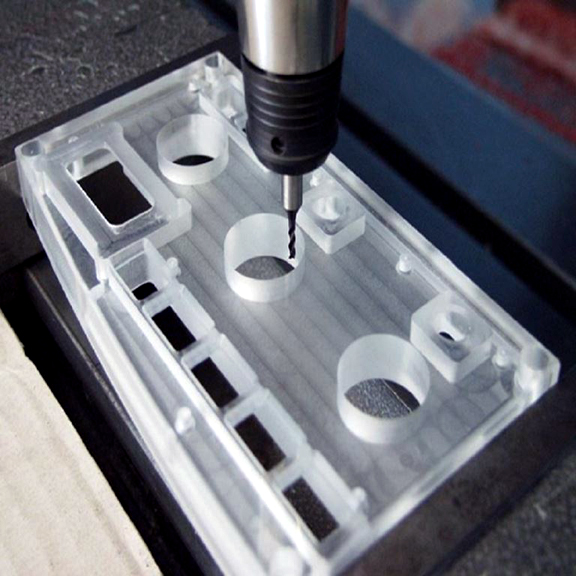 Precision Plastic Machining.