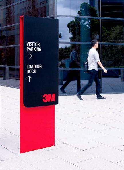 Wayfinding Signage Commerci
