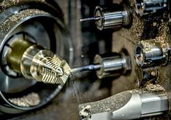 4 Axes CNC Machine