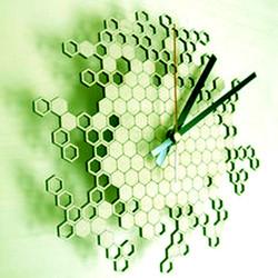 Wall Clock Laser Cut