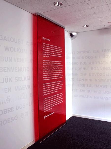 Print on large Plastic panel