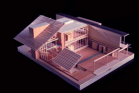 Architectural Models Laser Cut