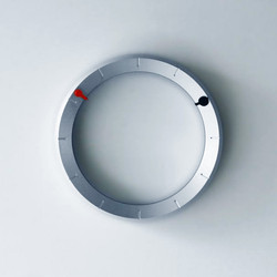 Modern Simple Design Clock