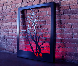 Wall Art Metal laser cut