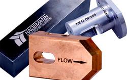 Metal. Fiber Laser Mark. Parts