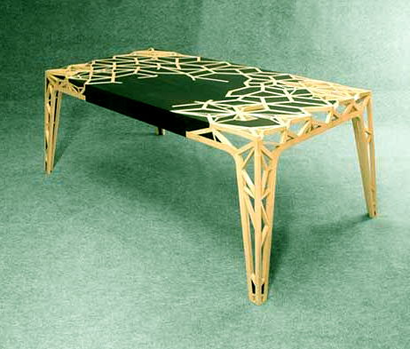 Fine Maple Wood Joinery Table