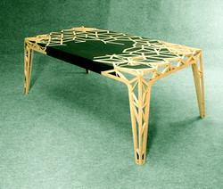 Fine Wood Joinery Table