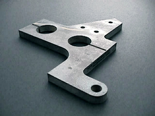 precise CNC cutting Metals Waterjet