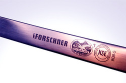 Metal. Co2 Laser Mark. Wrench