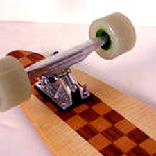 veneer laser cut for skate boards