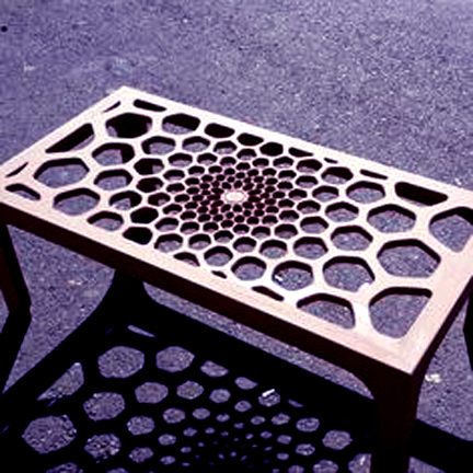 Wooden Table Top CNC