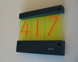 Changeable Digit house number