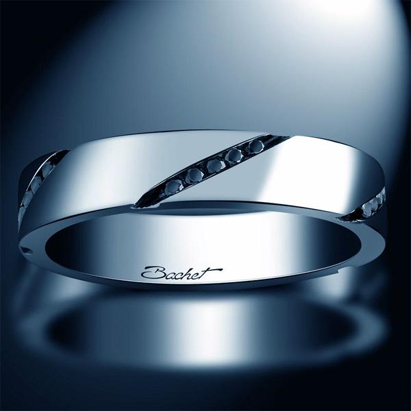 Inside-ring-etching Metal ring