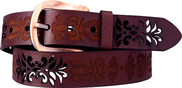 Custom Leather cuff Laser cut.