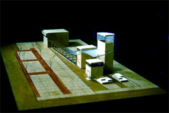 Architectural Scale Model By Arvin