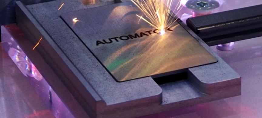 Laser  engraving Brass