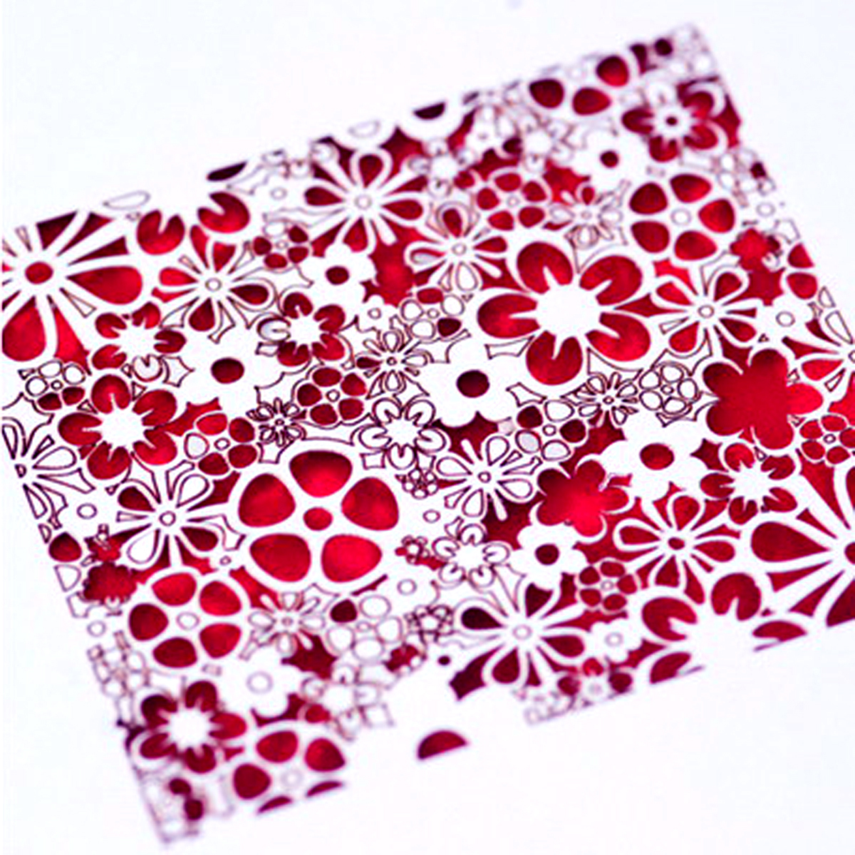 Wedding Invites paper Laser Cut
