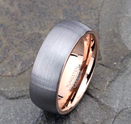INSIDE RING ENGRAVING Copper Rings 3