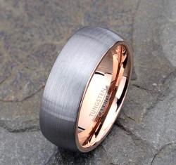 INSIDE RING ENGRAVING Copper Rings 3