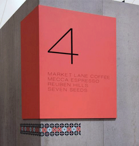 Concret Prints Sign Designs