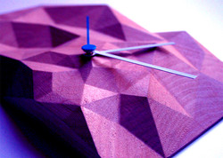 4 axis CNC routing wooden clock