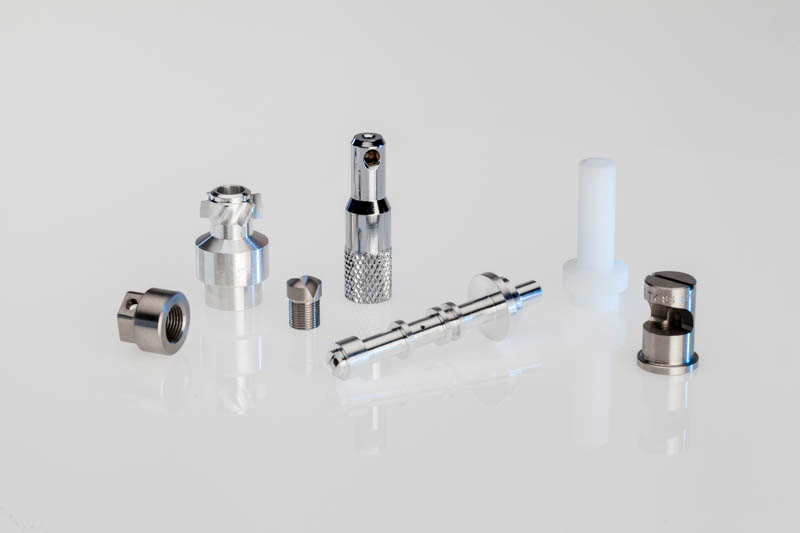 Intricate CNC machining Parts