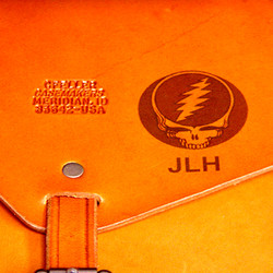 Leather Laser Engraving Embossing