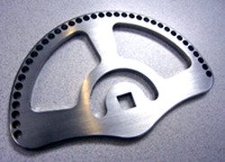 Metal Part Laser Cut