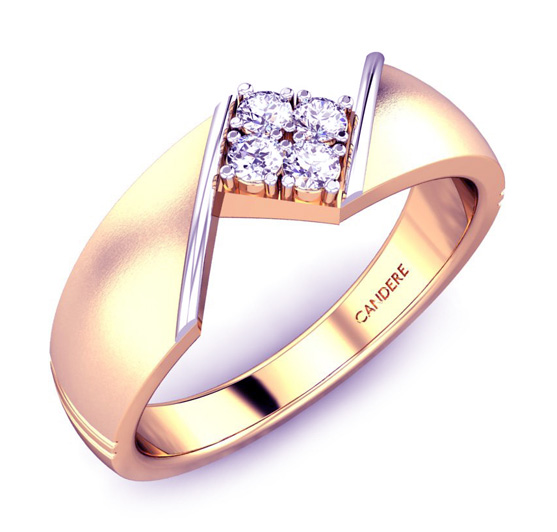 Fiber Laser Etch Wedding Ring
