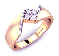 Fiber Laser Etch Wedding Ring